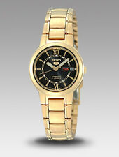 Seiko 5 Ladies SYME78K1 Gold Toned Automatic Watch COD Paypal Meet ups Shipping