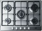 """Summit GC527 27""""W Built-In Gas Cooktop - Stainless Steel photo"""