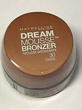 Maybelline New York New Dream Mousse Blush Bronzer ~ Dark #30