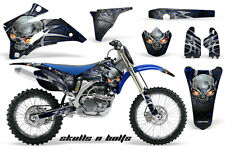 YAMAHA YZ250F YZ450F 06-09 GRAPHICS KIT CREATORX DECALS SNBMBLNPR