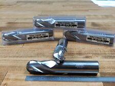 3/4 (.750) 4 FL Carbide Ball Nose End Mill -TST-**BRAND NEW** 001-40-0750-375