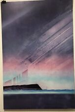 FINE ART LITHOGRAPH: Pacific Image II By Anthony Salmona