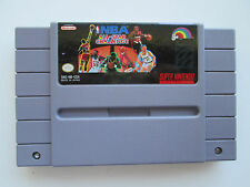 NBA All-Star Challenge (Super Nintendo SNES, 1992) Game Only--Tested (NTSC/US/CA