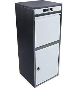 Ondis24 Korona Paketbox Postbox für Pakete Päckchen Warensendungen und Briefe