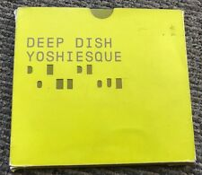 Very Rare Original 1999 Deep Dish Yoshiesque 2 x CD Set Volume 1