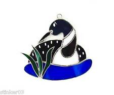 Loon Switchables Sun Catcher or Stained Glass NEW SW188