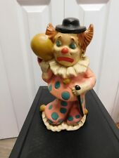 Vintage Two Sided Clown Banks