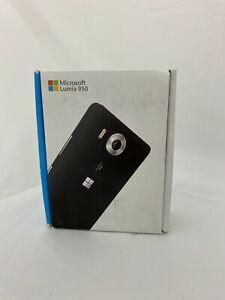 Microsoft Lumia 950 - 32GB - Matte Black (AT&T) Smartphone