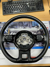VW Beetle Flat Bottom Steering Wheel 2013- 5C Mutifunction