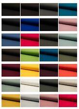 weicher Viskose STRETCH JERSEY STOFF Basic 145cm breit METERWARE diverse Farben
