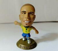 Ronaldo Brazil Corinthian Microstar Figure GOLD Base MC5661