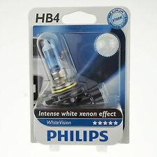 Philips HB3 White Vision 65 Watt 12 Volt 60W 12V Xenon Effekt Lampe Birne Front