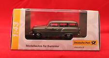 Schuco/Deutsche Post/Opel Olympia Caravan/1:43/embalaje original