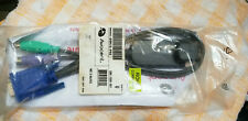 Avocent DSRIQ-PS2 PS/2 VGA KVM Interface Cable Module 520-255-006