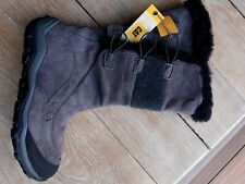 Ladies caterpillar boots size 4 brand new in box