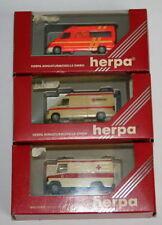 Herpa Krankenwagen Modellautos, - LKWs & -Busse von im Maßstab 1:87