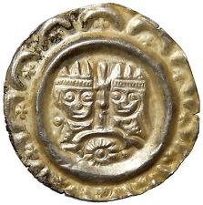 Donauwörth Brakteat Heinrich VI., 1190-1197, vz+ Prachtexemplar!!!