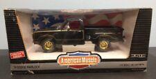 ERTL 7383 American Muscle 1978 Dodge Warlock Black Truck 1:18 Scale Die Cast NEW