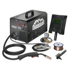 MOUNTAIN MTN-MG162 - WELDER MIG 160-AMP COMMERCIAL PORTABLE (230-VOLT)