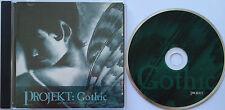 PROJEKT :  Gothic  ___   V/A CD Sampler  ___    CD ___  DARKWAVE COMPILATION