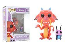 Funko Pop Disney Series 8: Mulan - Mushu & Cricket Vinyl Figures #5898