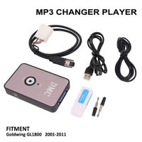 Motorcycle Digital Mp3 Player Music CD Changer for Honda Goldwing GL1800 GL 1800