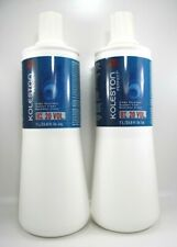 Wella Koleston Perfect Creme Developer 6% 20 Vol (2 Pack), 33.8 oz