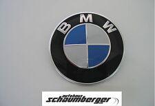BMW Emblem Motorhaube geprägt E30 E36 E32 E34 E60 E63 E38 E39 E46 E90 X5 Z3 Z4