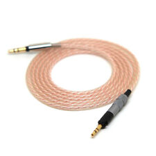 Extremely Soft cable for Senheiser HD598 558 518 HD599  HD569 HD579 Headphones