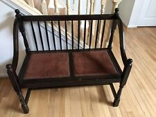 Vintage Wood Sitting Bench/Chair