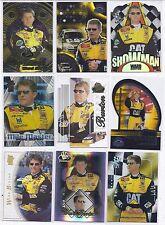 (23)ct WARD BURTON NASCAR RACING Driver/Car Lot!