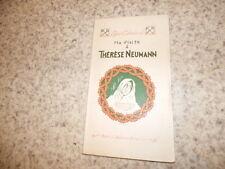 1931.Ma visite à Thérèse Neumann.Lars Eskeland