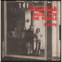 """Frijid Pink Vinile 7 """" 45 Giri Music for the People/Sloony - Deram Nuovo"""