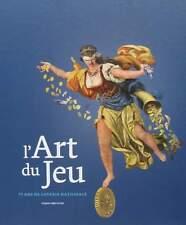 LIVRE/BOOK : L'ART DU JEU - 75 ANS DE LOTERIE NATIONALE (casino,automates,congo
