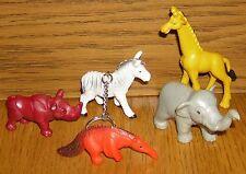 classics Sammlung Zootiere 5 Stück 12005 12006 12011 12015 12017 wilde