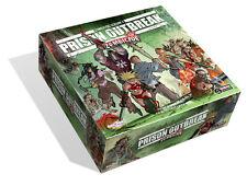 Zombicide Season 2: Prison Outbreak Board Game Guillotine Games Zombie