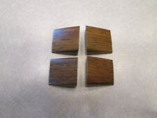 Seat Handle Wood Grain Trim Caps Set Grab Handle Strap Cadillac Eldorado 79-85