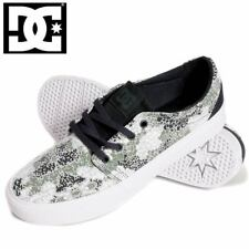 New DC Mens Trase X DPM Shoes ADYS300190 Low-Top Sneakers Canvas Trainers 7.5