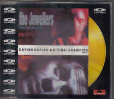 The Jewellers-Crying Hoping Waiting cd video maxi single