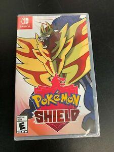 New & Sealed Pokemon Shield (Nintendo Switch, 2019)