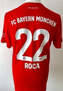 """MARC ROCA   """"MATCHWORNTRIKOT""""   FC BAYERN MÜNCHEN"""