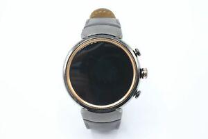 ASUS ZenWatch 3 WI503Q AMOLED Smart Watch Stainless Steel Gunmetal