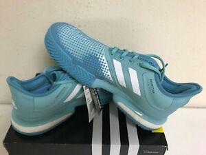 Adidas Men's SoleCourt Boost Parley Tennis Shoe Style CG6339