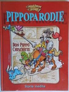 Pippoparodie Storie ineditedisneygrandi parodie72fumetti bambini cartonato
