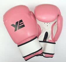 Pink Boxing Gloves 10 oz