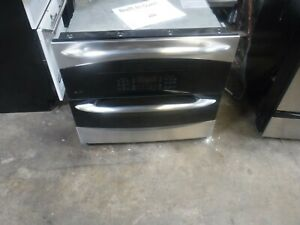 "GE Profile 30"" PT925SNS Stainless Double Electric Convection Wall Oven #208Q"