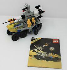 Lego 6950 - Mobile Rocket Transport - Space & instructions