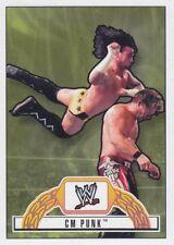 CM PUNK WWE TOPPS HERITAGE IV 2008 WALMART EXCLUSIVE #R3 *Ultra Rare* UFC MMA