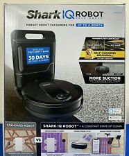 Shark IQ Robot Vacuum R101AE with Self-Empty Base, Wi-Fi & Home Mapping NEW
