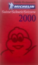 Guide Michelin Suisse 2000, neuf